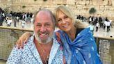 Cómo fue la íntima ceremonia religiosa para despedir a Marcelo Frydlewski, el marido de Ana Rosenfeld
