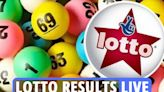 Latest Lottery winning numbers revealed with £8.7m jackpot next week