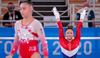 Tokyo Olympics live updates: Lee climbs to 2nd in all-around final after uneven bars