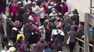 Tension in Peru amid coronavirus lockdown
