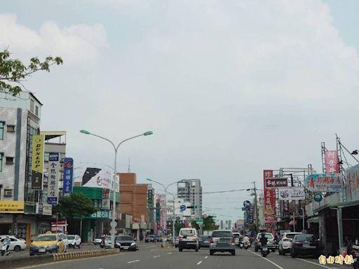 永康「水上游樂園」將不復在?台南啟動崑大路市地重劃