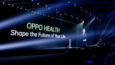 Oppo 想靠科技創新帶來的健康服務幫助用戶「改變生活方式」