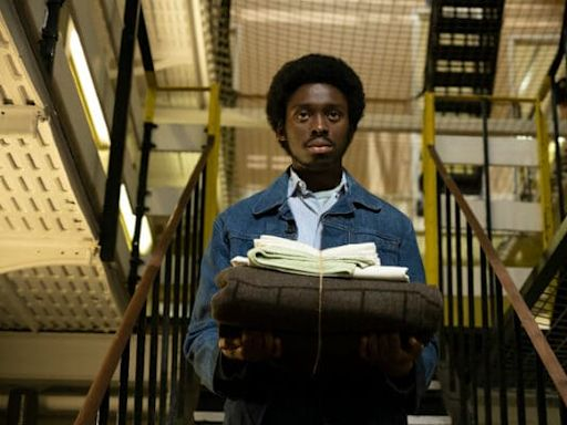 'Small Axe: Alex Wheatle' Film Review: Steve McQueen Captures the Process of an Artist Discovering Himself