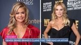 Denise Richards Claims Brandi Glanville Told Her She's Had Sex with Someone Else on RHOBH