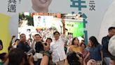 順利當選高雄市長 陳其邁:民主的勝利、高雄的勝利!