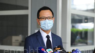 港府追擊民主派 傳郭榮鏗因內會風波遭警調查