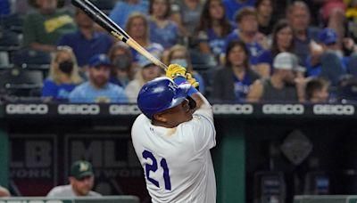 MLB/培瑞茲44轟 追上大谷翔平