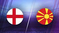 Match Highlights: England vs. North Macedonia