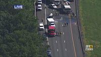 Breaking: Crash Shuts Down I-95 Near Aberdeen