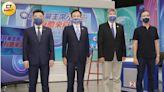 藍黨主席候選人再過招 江喊連任後訪陸穩定兩岸關係 朱立倫宣誓拼重返執政「四個平反」