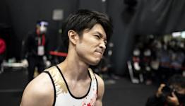 Gymnastics legend Uchimura not ready to quit just yet