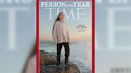 16歲環保少女桑柏格 獲選「時代」風雲人物