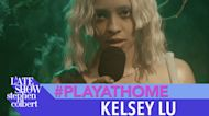 """Kelsey Lu """"let all the poisons that lurk in the mud seep out"""" - With Kelly Moran"""