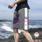 短褲男生夏季潮流寬鬆5分運動百搭外穿中褲休閒五分褲子【桃可可服飾】