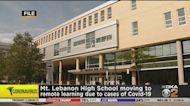 Mt. Lebanon High School Temporarily Closing
