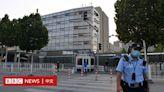 中國新冠肛拭子測試引發的外交抗議
