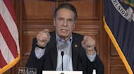 New York Governor Andrew Cuomo says hospitals that vaccinate more quickly will get more doses