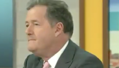 Piers Morgan breaks silence after storming off Good Morning Britain set like a 'snowflake'