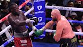 UFC World Reacts to Tyson Fury Knocking Out Deontay Wilder