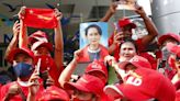 緬甸民眾上街抗議政變 軍方封鎖IG與臉書阻擋社群串連
