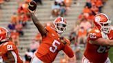 Bojangles signs Clemson quarterback DJ Uiagalelei