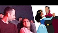 Man Animates Himself Into A Disney Movie To Propose! | Big Boy's Neighborhood | REAL 92.3