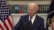 Taliban has held promises 'so far' -Biden