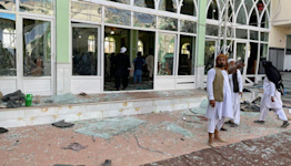 Islamic State claims responsibility for deadly mosque bombing in southern Afghanistan