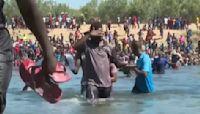 U.S. ramps up deportation flights to Haiti as migrants crowd Texas border
