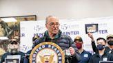Chuck Schumer Wants Biden To Cancel $50,000 In Student Loan Debt To Support Veterans