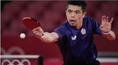 「中華隊元老」莊智淵自建球館培育桌球新星 孤獨出賽身影烙印人心