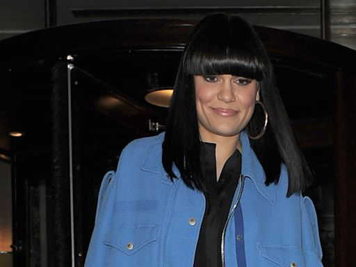 Jessie J Proves the Power Of 2021's Hero Boot in a Throwback Crop Top & Leather Leggings