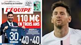 Lionel Messi £94m PSG deal 'leaked' with Leonardo denying claims