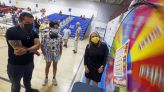 New Mexico vaccination lottery's impact hard to assess