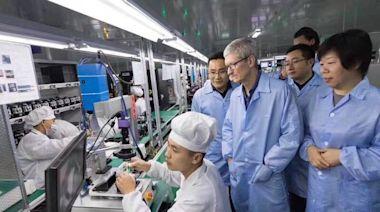 傳更多中企打入 iPhone 供應鏈,立訊首度代工 iPhone 13 Pro