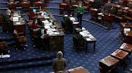 Senate to undergo 'marathon' of votes on COVID relief bill