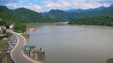 烟花颱風帶3.3億噸水!水利署:桃園、苗栗水情恢復正常