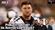 Can Tim Tebow Actually Make The Jags' Roster?