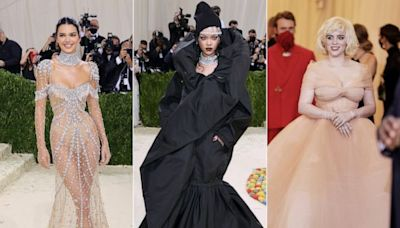 Met Gala 2021: See standout looks from Billie Eilish, Rihanna, Lil Nas X and more