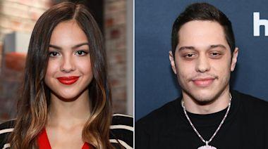 Olivia Rodrigo Calls Pete Davidson Her 'Biggest Celebrity Crush:' I Was 'Floored' by SNL Sketch