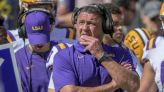 Reports: LSU to part ways with football coach Ed Orgeron at end of season - The Boston Globe
