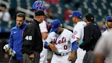 New York Mets pitcher Marcus Stroman exits Braves game early with hip injury