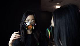 Razer 的 RGB 口罩會在第四季出貨