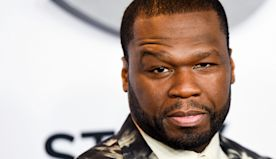 50 Cent's Christmas gift to his 7-year-old son, Sire: An entire Toys R Us store