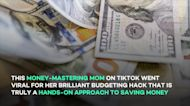 Mom's 'cash-stuffing' envelopes is a brilliant budgeting hack for payday