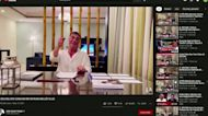 There's a mob boss on YouTube, and Turkey is glued