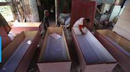 Thousands leave Indonesia amid COVID-19 crisis
