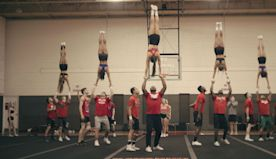 Netflix's 'Cheer' is the spiritual successor to 'Friday Night Lights' | Hypable