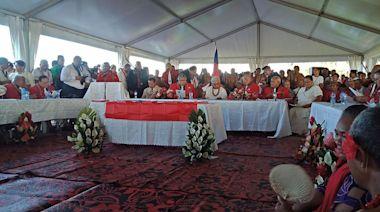 薩摩亞新總理:將取消一中資港口項目