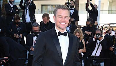 Matt Damon Says He'd Return for Ocean's 14 If Director Steven Soderbergh Is Up for It